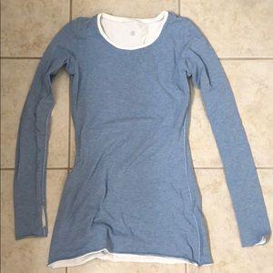 Lululemon reversible shirt